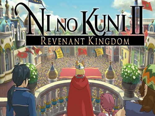 Ni no Kuni II Revenant Kingdom Game Free Download