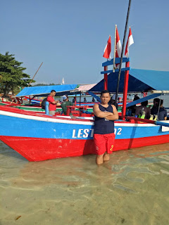 Kapal Nelayan-Kapal yang kami gunakan selama perjalanan