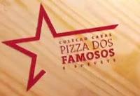 Coleção Caras Pizza dos Famosos e Sorvetes