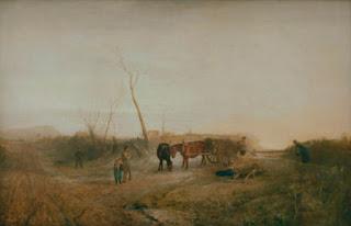 W.Turner, Frostiger Morgen - William Turner