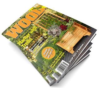WOOD Magazine – May 2011
