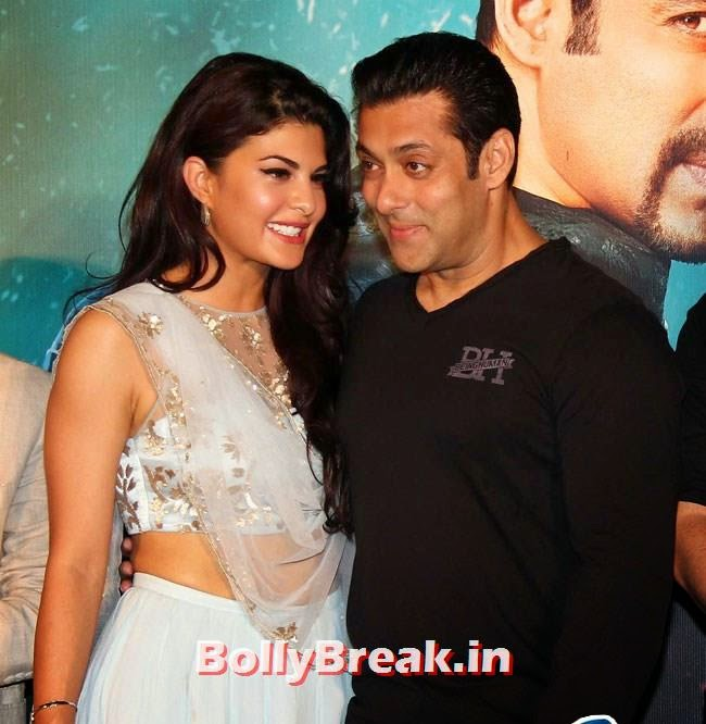 Jacqueline Fernandez and Salman Khan, Salman, Jacqueline sizzles at Kick Film Trailer Launch