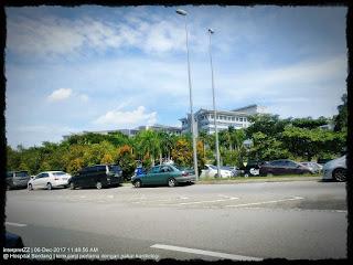 gambar di sekitar Hospital Serdang