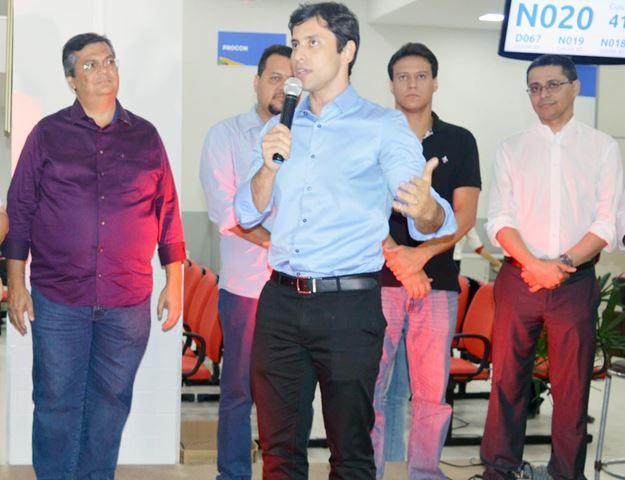 Presidente Procon/MA e diretor-geral do VIVA, Duarte Júnior, vai entregar novos serviços no sul do Maranhão