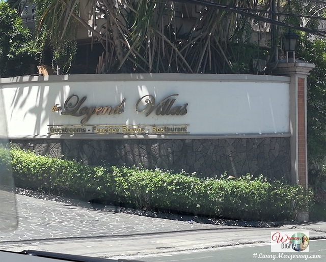 The Legend Villas hotel in Pioneer Mandaluyong