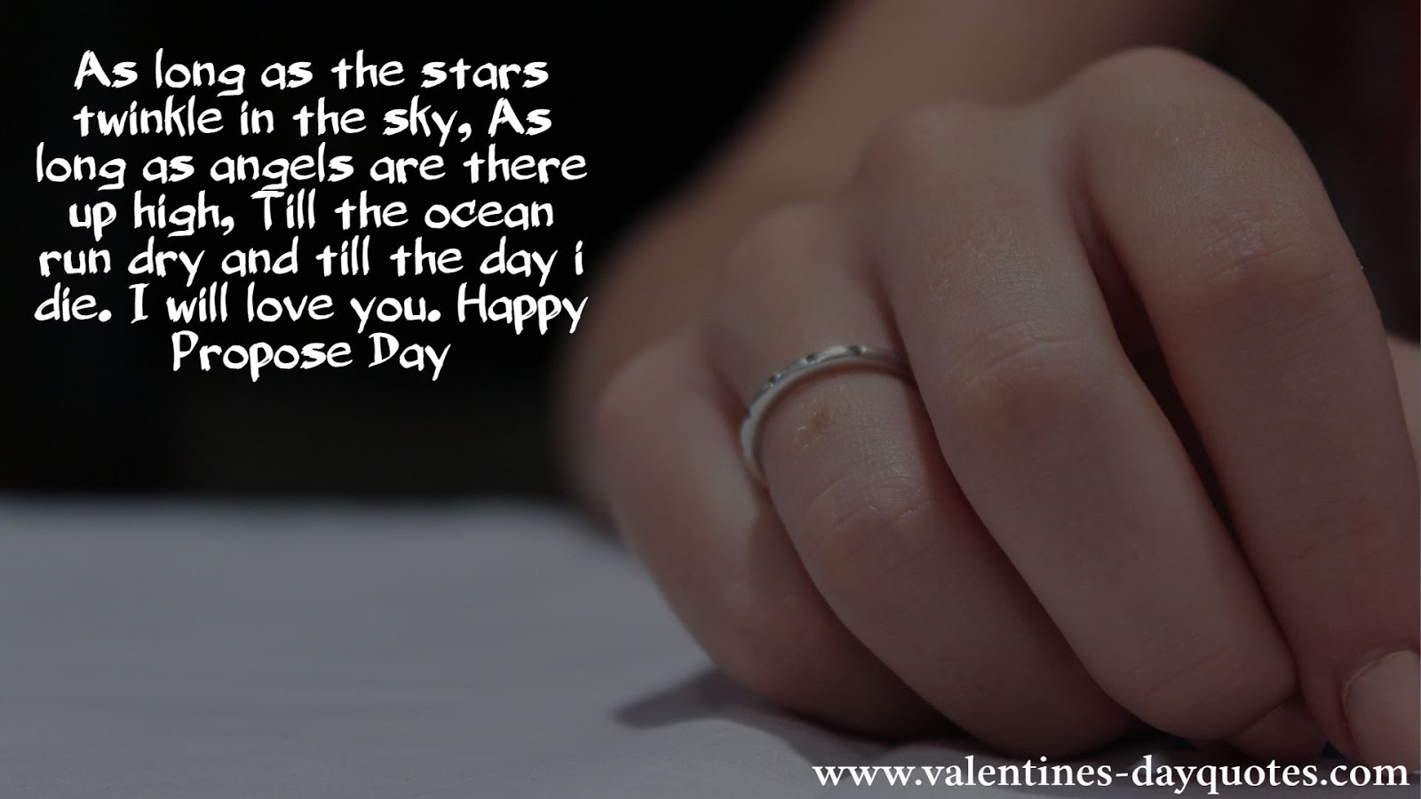 happy Propose Day 2019 Images and quotes