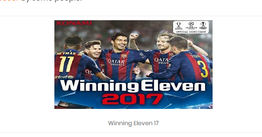 67ce1c6a75 Download   Install Winning Eleven 2012 Mod WE 2016