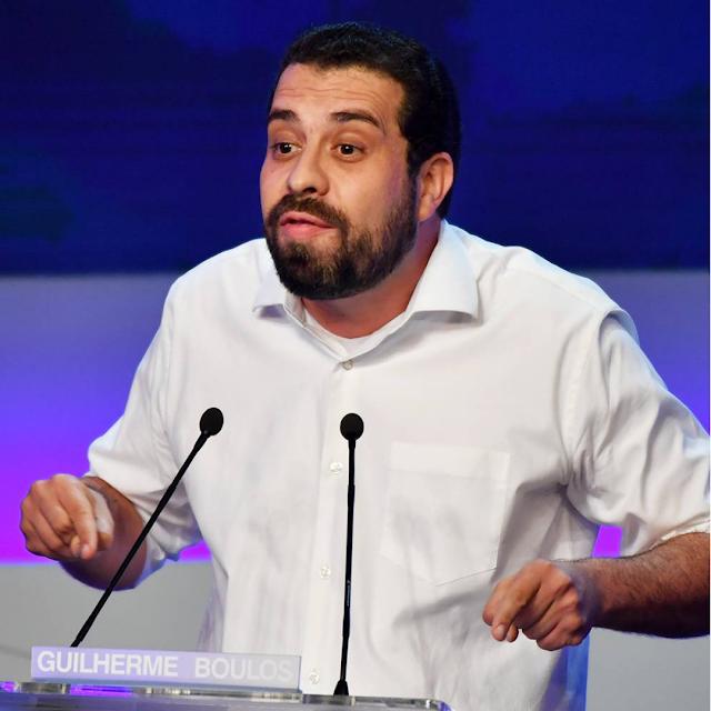 Guilherme Boulos - PSOL