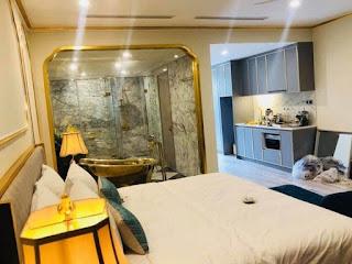 hình ảnh căn hộ mẫu chung cư hà nội golden city