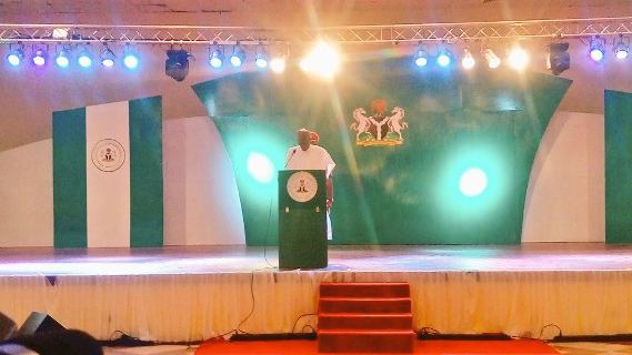 Politics: See How President Buhari Launches 'Change Begins With Me' Campaign (Photos)