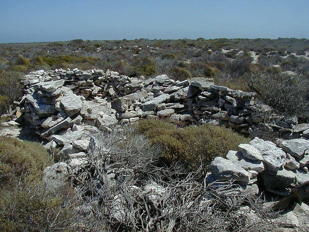 Wiebbe Hayes' Stone Fort
