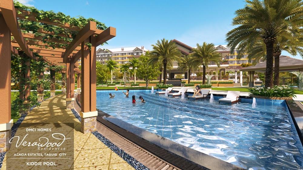Verawood Residences Kiddie Pool