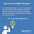 Que es Community Manager? ~ Community Manager Colombia