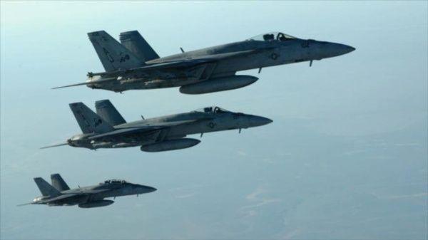 Mueren 10 civiles en Siria por bombardeo de coalición de EE.UU.