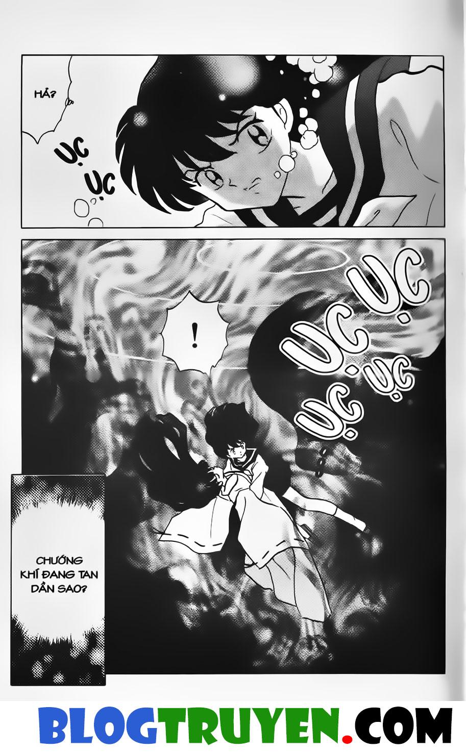 Inuyasha vol 32.1 trang 9
