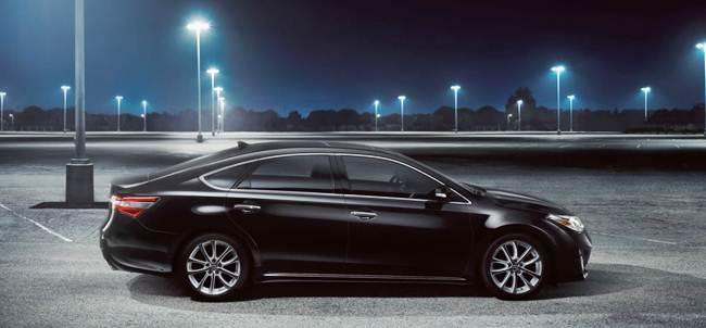 Toyota Avalon 2016 Black Price