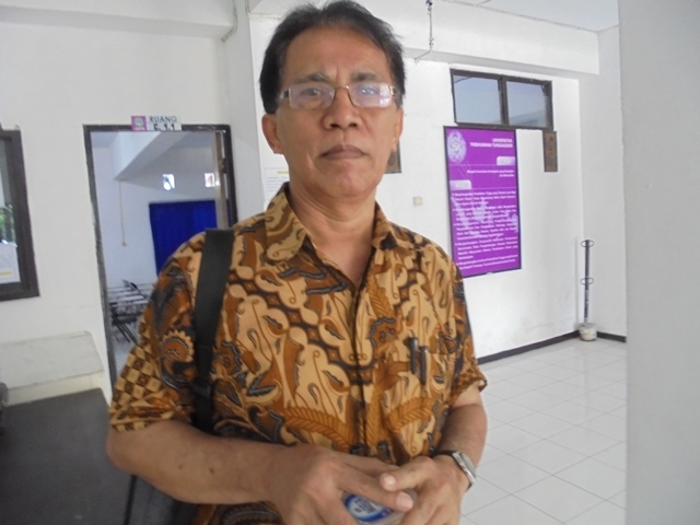 Wakil Rektor Universitas Tribhuwana Tunggadewi Malang