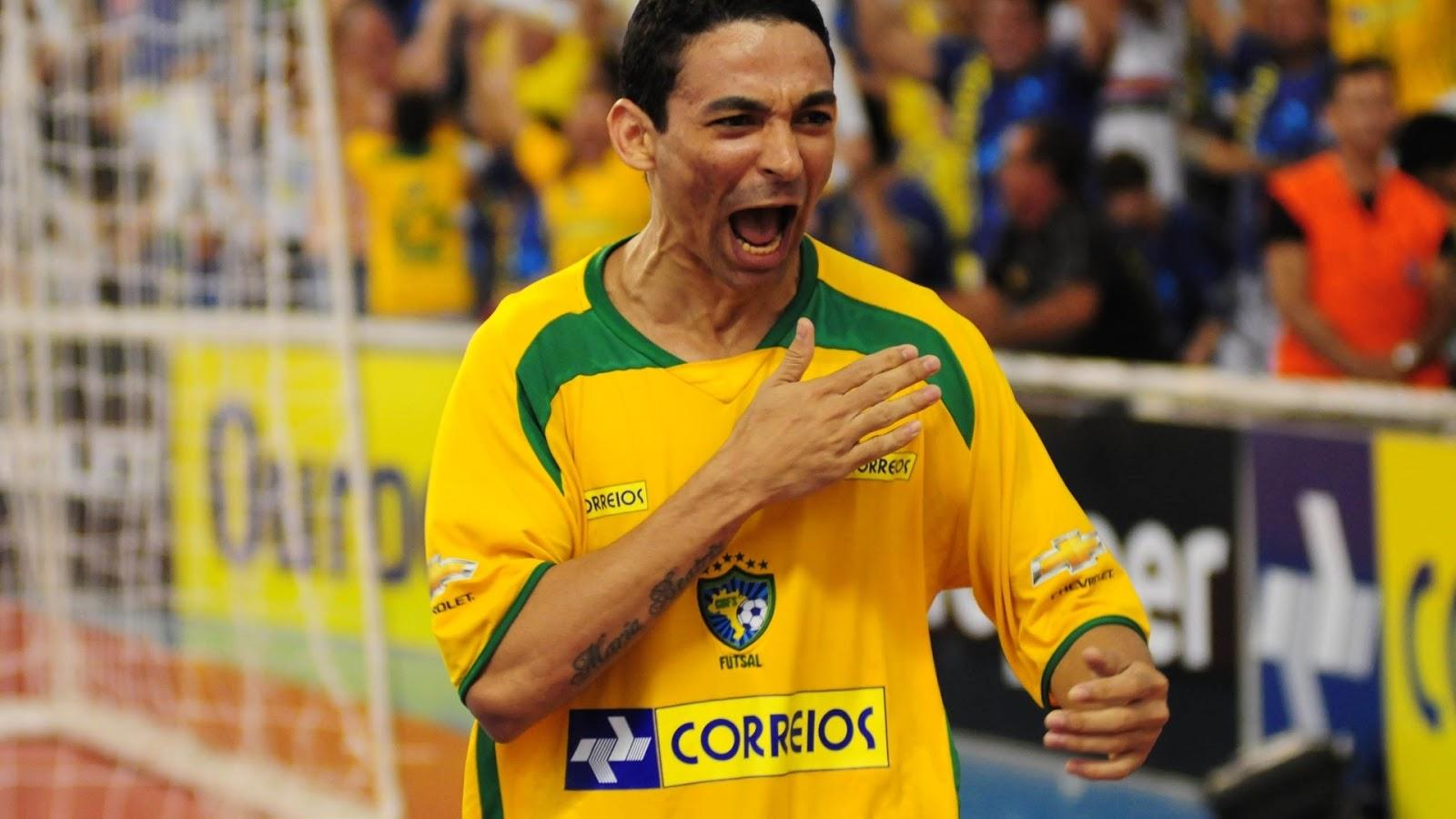 Maior goleada da história da Seleção Brasileira de Futsal ~ ADCAPS 707d440b1dea9