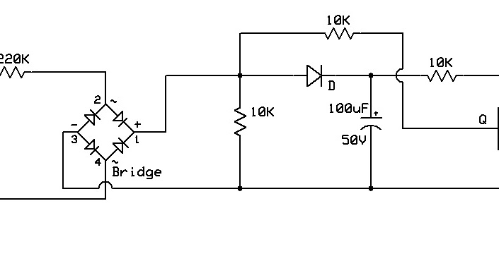 pic microcontroller based projects  zero crossing detector circuit using a transistor