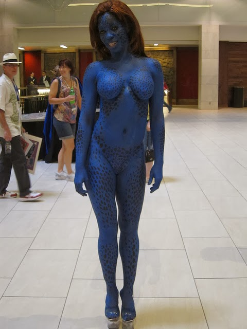 Mystique Cosplay Hottie