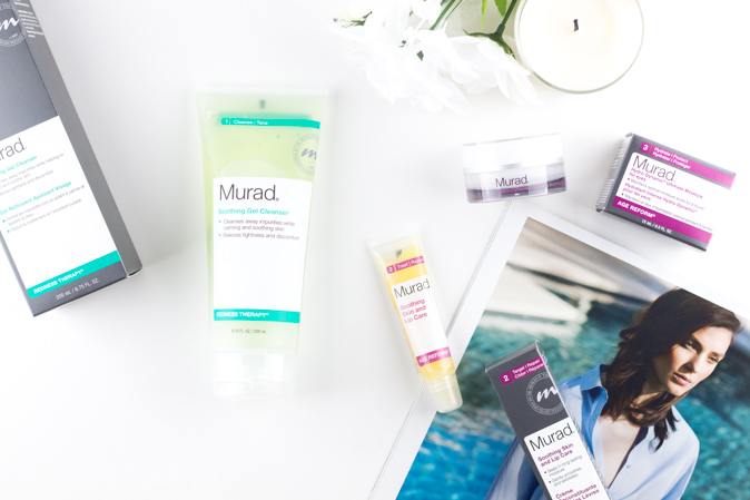 murad skincare reviews