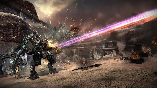 """""""Starhawk"""" Game phiêu lưu hành động siêu anh hùng 2012"""