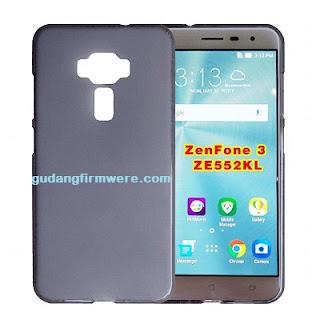 Download Firmware Asus Zenfone3 ZE552KL