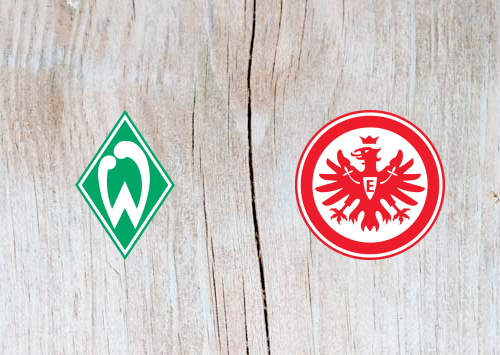Werder Bremen vs Eintracht Frankfurt - Highlights 26 January 2019