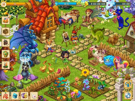 Game fairy Farm tanpa data android