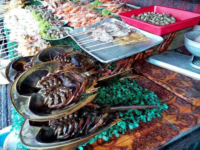 「カブトガニ バンコク」の画像検索結果