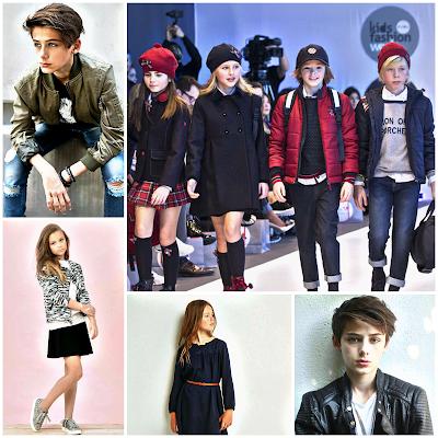 cómo vestir a tus niños esta temporada otoño invierno