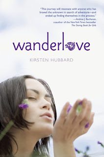 Review: Wanderlove by Kirsten Hubbard.