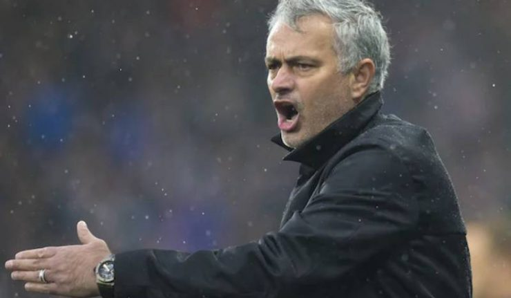"""Manchester United have been held to two draws in the space of three days either side of Christmas   Premier League leaders Man City have an extra day of rest before taking on Newcastle United on Wednesday, and Mourinho believes that the fixture list favours Pep Guardiola's side.   """"I'm not just talking about the privileged runs with six days to recover and enjoy and to prepare but ones with a little bit more than us,"""" Mourinho told Sky Sports News.   """"For example the ones with a little bit more rest, like one day. The extra day means a lot because it means they aren't working [on Christmas Day], means they can be back to work and be ready for the next day.   """"The problem I see here is the difference between some teams."""""""