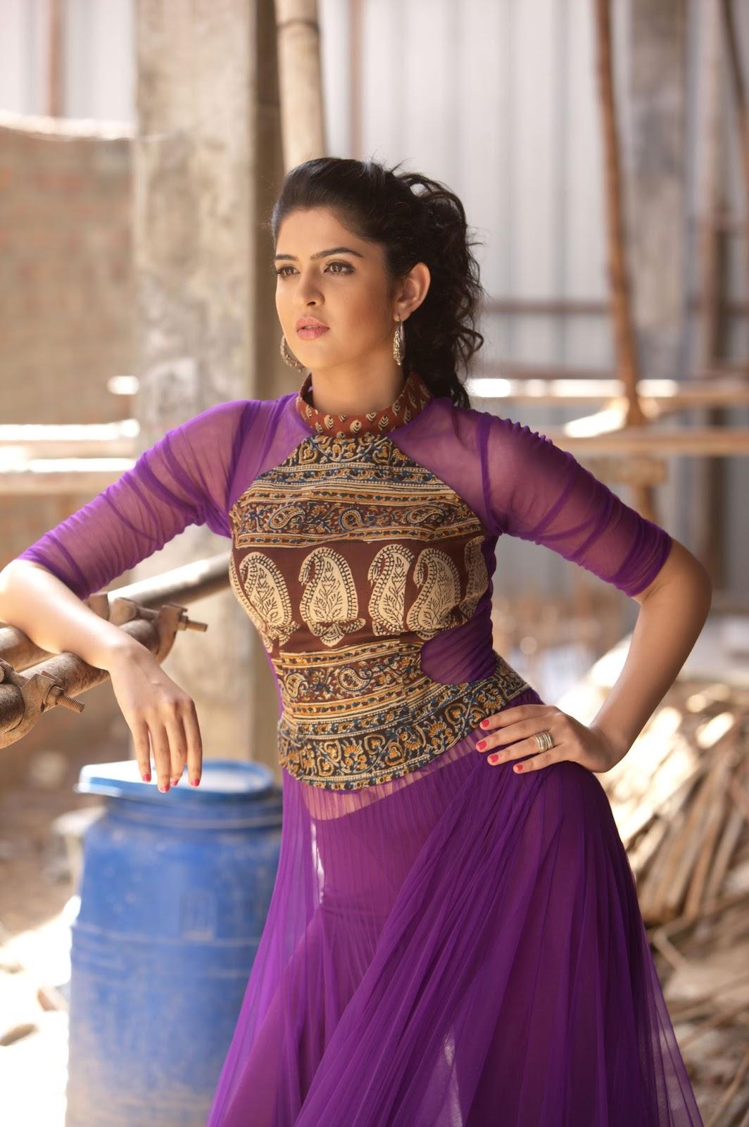 Tamil film 'Vettai Mannan' actress Deeksha Seth Ultra 4K Wallpapers