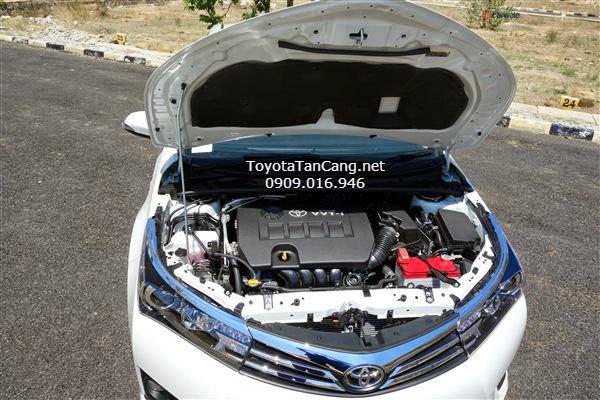 toyota corolla altis 2015 toyota tan cang 11 - Trải nghiệm Toyota Corolla Altis 2015: Tin cậy đến từng chi tiết - Muaxegiatot.vn