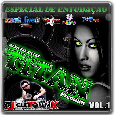 CD Alto Falantes Preminun (Especial de Entubação) Dj Cleiton Mix