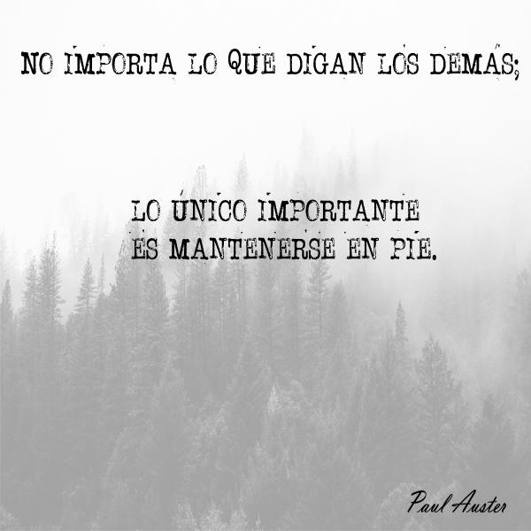 Keren Verna El País De Las últimas Cosas Paul Auster
