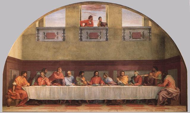 Andrea del Sarto ritrattista senza errori