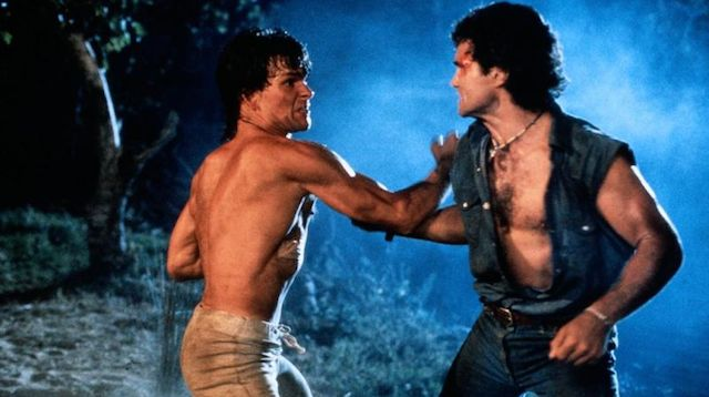 When You Add Up All The Pieces, Road House Really Is A White Trash Kung Fu  Meets Cowboys Meets Swayze Cocktail That...is Kind Of Good?