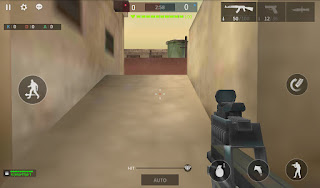 Cara Bermain Game Point Blank di Android Tutorial Berbermain Game Point Blank di Android