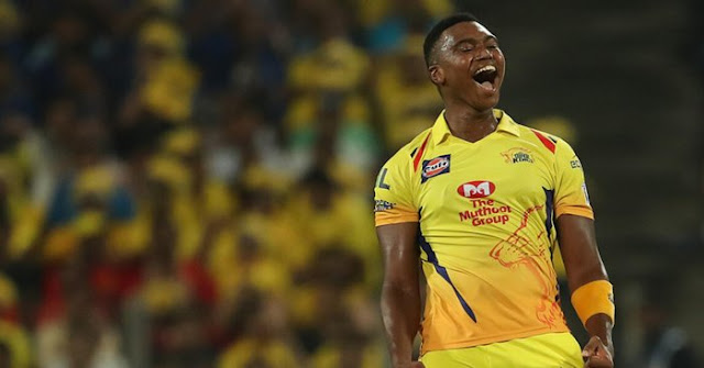 Lungi Ngidi Top 5 Bowling Performances of the IPL 2018