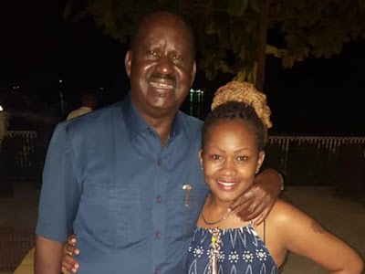 Baba Already In Canaan As He Spends Time With A Yellow Yellow In Zanzibar Sasha Seraphine Mbote