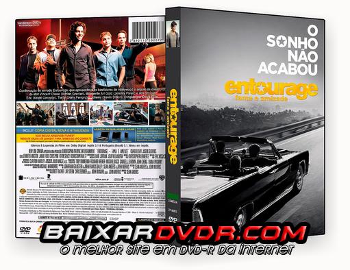 ENTOURAGE (2015) DUAL AUDIO DVD-R OFICIAL