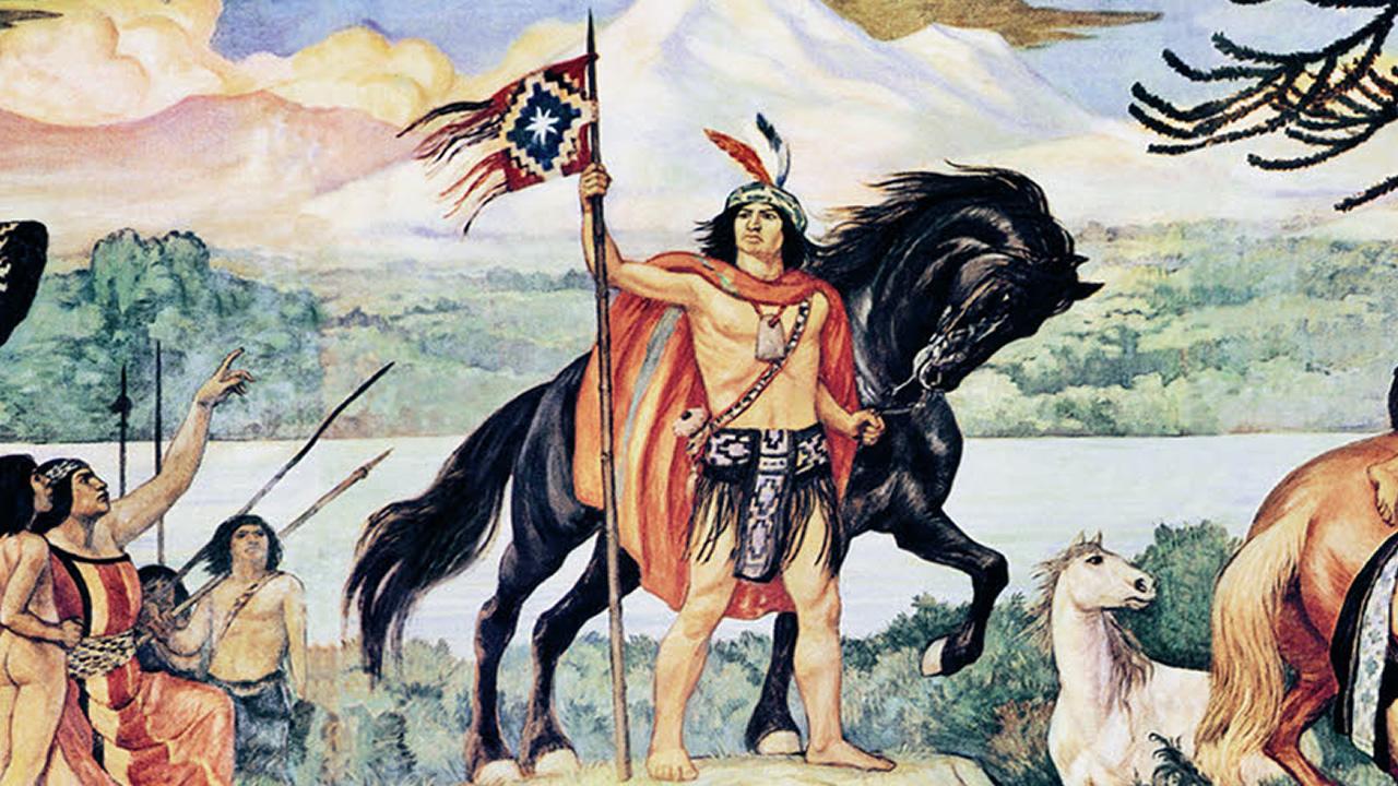 ¿Fue Chile colonizado por los antiguos griegos?