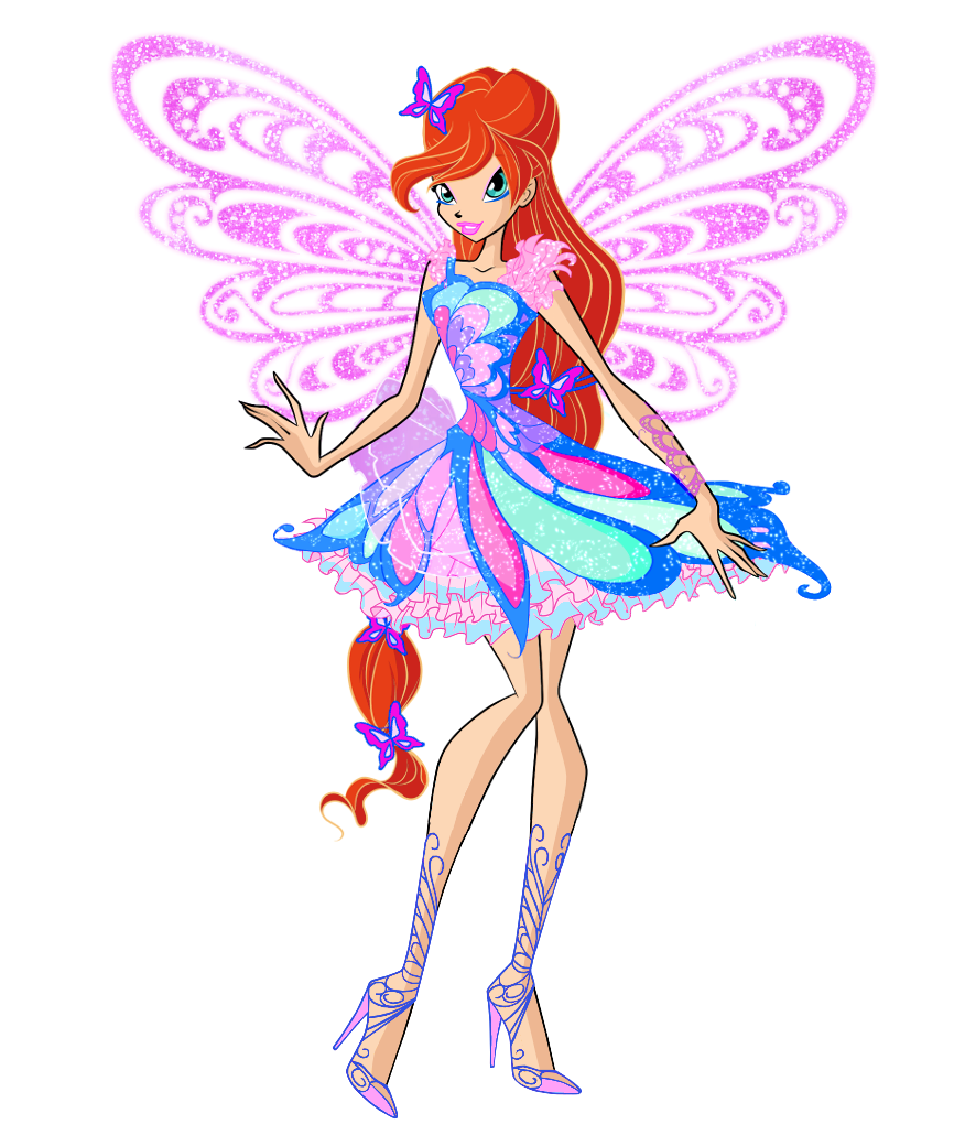 Winx Club Fairies: Bloom Butterflix