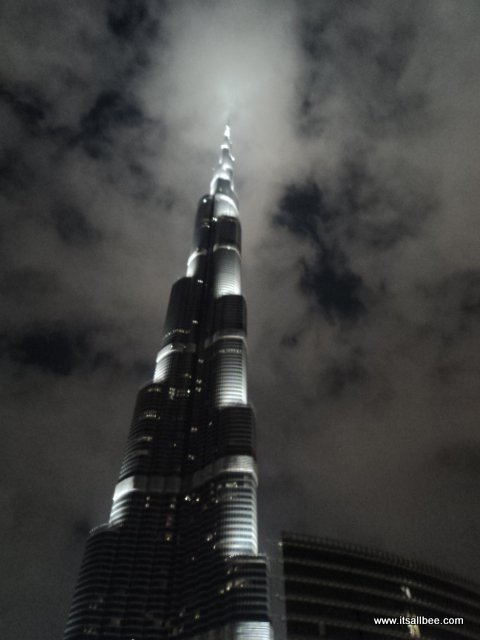 Top 10 Things To Do In Dubai burj khalifa