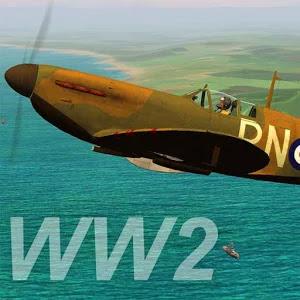 تحميل لعبة WW2 Wings Of Duty v1.5.3 مهكرة للاندرويد