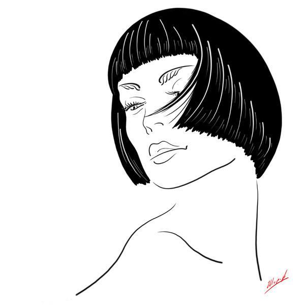 Graphiс sketches by Vladimir Shorokhov