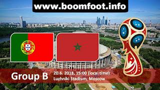 مشاهدة مباراة المغرب و البرتغال مباشر كورة لايف يلا شوت | كأس العالم روسيا 2018