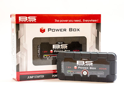 BS Battery PB-01: Το Νέο Power Box